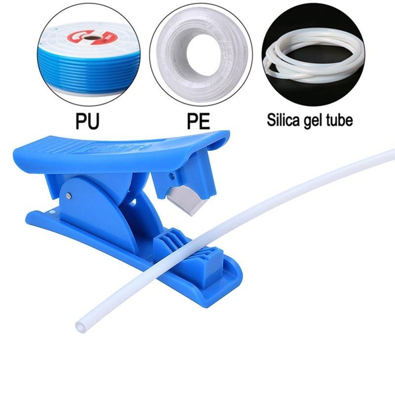 Ferramenta de corte reverso purificador água quente do pvc do plutônio da tubulação do pe plástico cortador do filtro da mangueira do tubo para as peças da impressora 3d ferramentas de corte do tubo