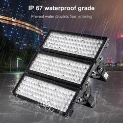 2 шт. 300 Вт Светодиодный модуль прожектор концентрирующий свет холодный белый 220 В ночные светильники