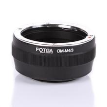 Fotga Lens Adapter Mount Step Up Ring Voor Olympus om Klassieke Handmatige Lens naar Micro M4/3 Mount DSLR camera Accessoires
