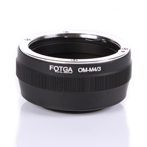 Image 1 - Fotga 렌즈 어댑터 마운트 올림푸스 om 클래식 수동 렌즈 마이크로 m4/3 마운트 dslr 카메라 액세서리 용 스텝 업 링