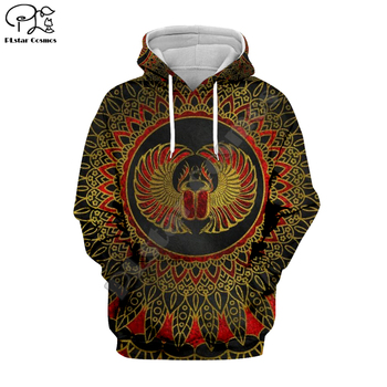 men women indian native Print 3d hoodie Ancient Egyp sweatshirt zipper jacket coat Unisex streetwear Casual Tracksuit pullover 2 ancient indian study on mind
