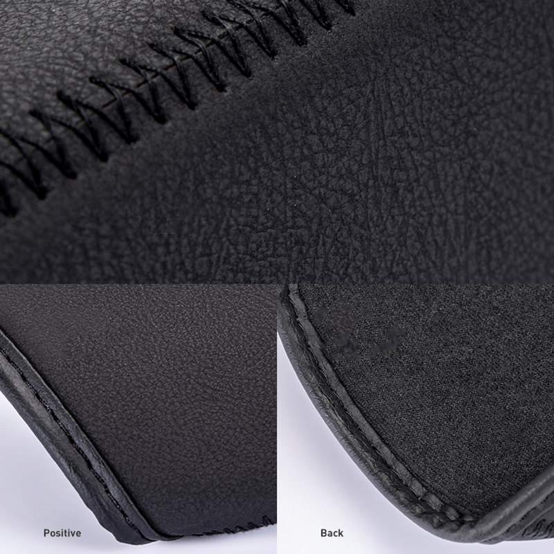 Image 3 - Genuine Leather Car Handrest Armrest Box Mats Cover Hand Pillow Pad For Mini Cooper One S JCW F54 F55 F57 F60 car Accessories-in Car Stickers from Automobiles & Motorcycles