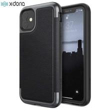 X doria Defense Prime etui na telefon dla iPhone 11 Pro Max klasy wojskowej spadek testowane skrzynki pokrywa dla iPhone 11 Pro pokrywa aluminiowa