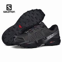 Salomon speed Cross 4/Мужская обувь для спорта на открытом воздухе; спортивная обувь; zapatillas hombre speed cross CS; Мужская обувь для бега; Solomon Fencing mujer