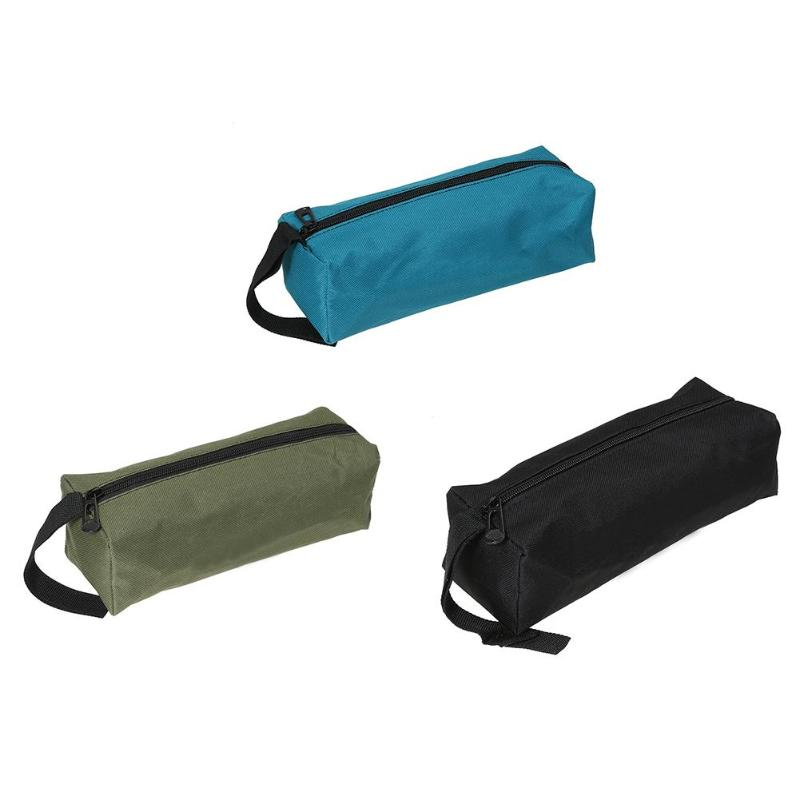 Storage Tools Bag Waterproof Multi-function For Small Metal Parts W/ Handle