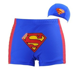 KID'S Swimwear BOY'S Boxer Hooded Tour Bathing Suit Combo Infants Baby Big Boy Hot Springs Swimming Trunks