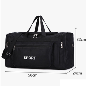 Image 5 - Big Capacity Gym Bags Sport Men Fitness Gadgets Yoga Gym Sack Mochila Gym Pack for Training Travel Sporttas Sportbag Duffle Bags