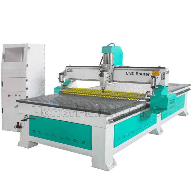 Made in CHINA 3 4 Axis 5*10ft 1530 Large Size 3D Engraver Carving Wood CNC Router Jinan