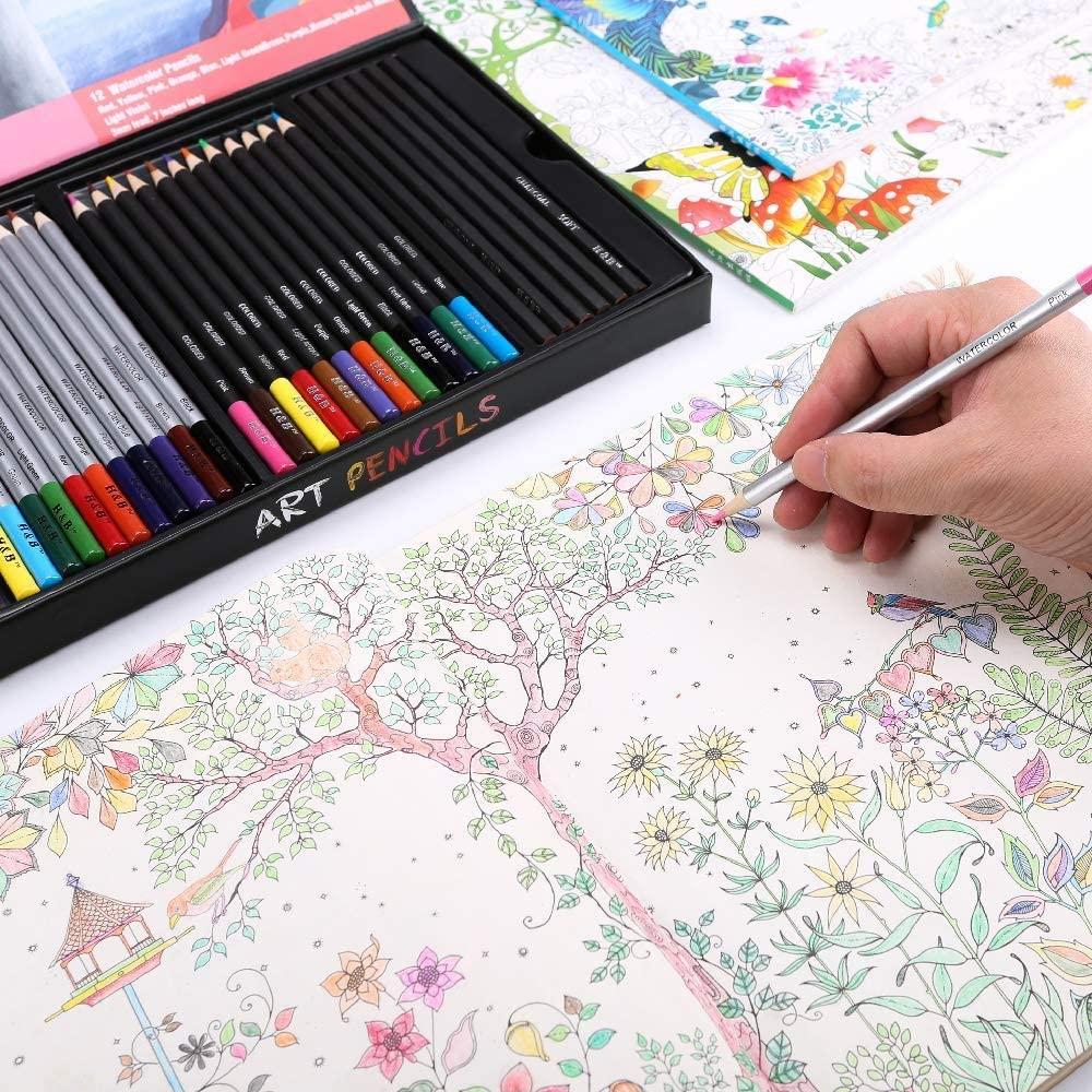 h b lapis coloridos e lapis 04