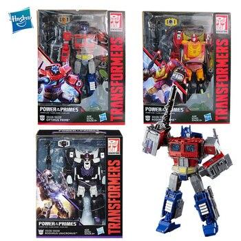 Hasbro Transformers Leader Class Robot Car Collection Rodimus Prime Rodimus Unicronus Optimus Prime Autobots Model Action Figure 1