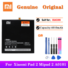 Original  Xiaomi BM60 BM61 Tablet Battery For Pad 1 Mipad A0101 2 7.9 inch Replacemenet Batteries