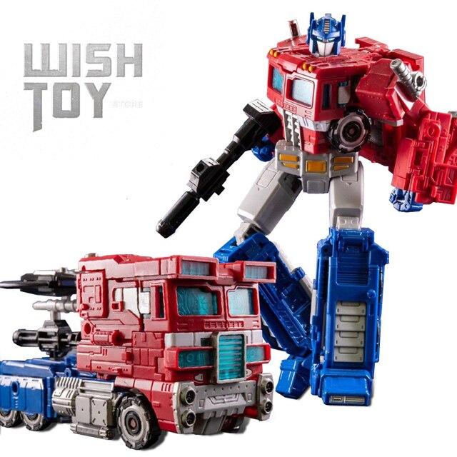 Transformação bpf ko mp10 MP 10 op comandante liga cerco série e3541 figura de ação robô crianças brinquedos deformação coleção