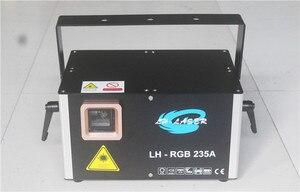 Image 2 - Projecteur Laser LED lumières de scène, Mini Flash automatique RGB activé par le son