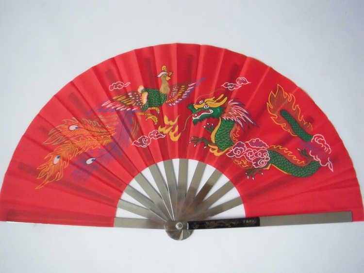 Top qualität DOPPELSEITIGE hohe qualität tai chi ausbildung fan taijiquan kampfkunst kung fu wushu leistung fans