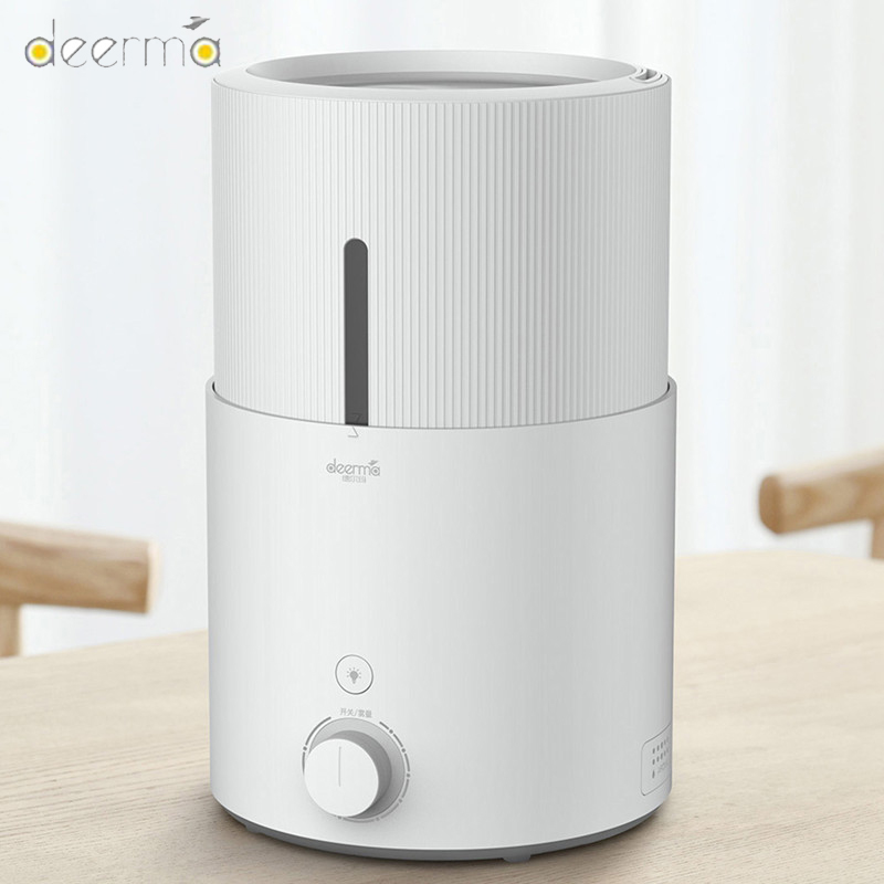 2020 Original Deerma DEM-SJS600 Air Humidifier For Home 5L Large Capacity Purifying Humidifier