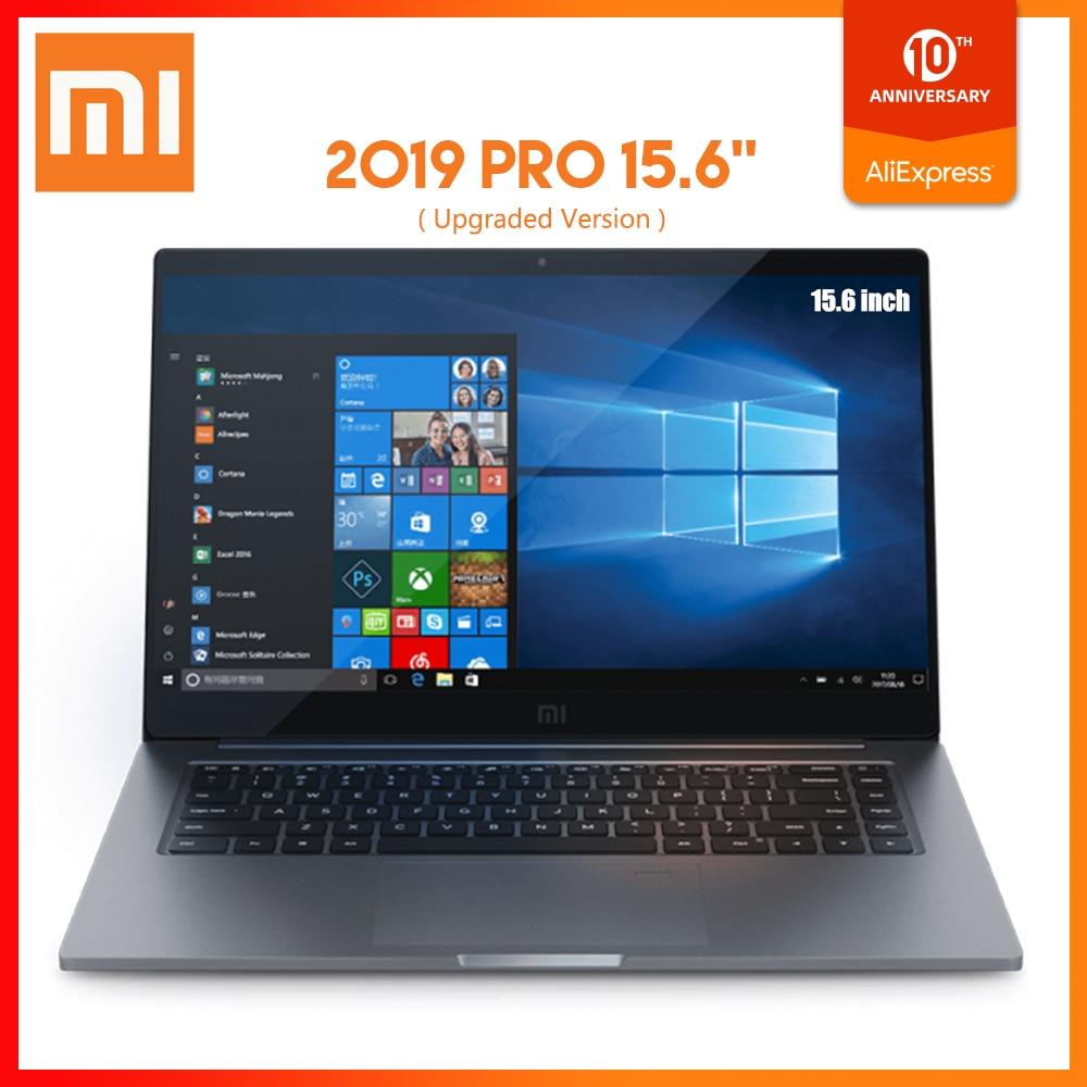 Original Xiaomi Pro Laptop 15.6 Inch Windows 10 Intel Core I5 8250U I7 8550U 8GB RAM 256GB 512GB SSD Computer PC