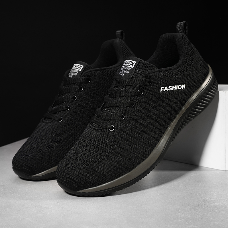 New Mesh Men Casual Shoes Lac up Men Shoes Lightweight Comfortable Breathable Walking Sneakers Tenis Feminino New Mesh Men Casual Shoes Lac-up Men Shoes Lightweight Comfortable Breathable Walking Sneakers Tenis Feminino Zapatos