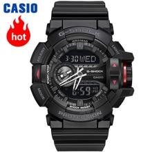 Zegarek Casio G SHOCK watch mężczyzn najlepsze luksusowe zestaw LED wojskowych chronograf relogio cyfrowy zegarek zegar kwarcowy wodoodporny mężczyzn sport nurków, szok magnetyczne odporne na zegarki g shock zegarek