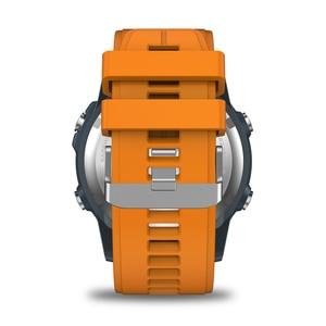 Image 2 - Smart watch original zeblaze vibe 3s, relógio para atividades ao ar livre, 33 meses, standby, pulseira de gel de sílica, à prova d água 50m pista de fitness