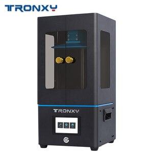 Image 4 - TRONXY Ultrabot SLA طابعة ثلاثية الأبعاد الأشعة فوق البنفسجية الراتنج 2K LCD ثلاثية الأبعاد الطابعات خارج الخط الطباعة Impresora ثلاثية الأبعاد Drucker مجموعة الطابعة Impressora ريسينا