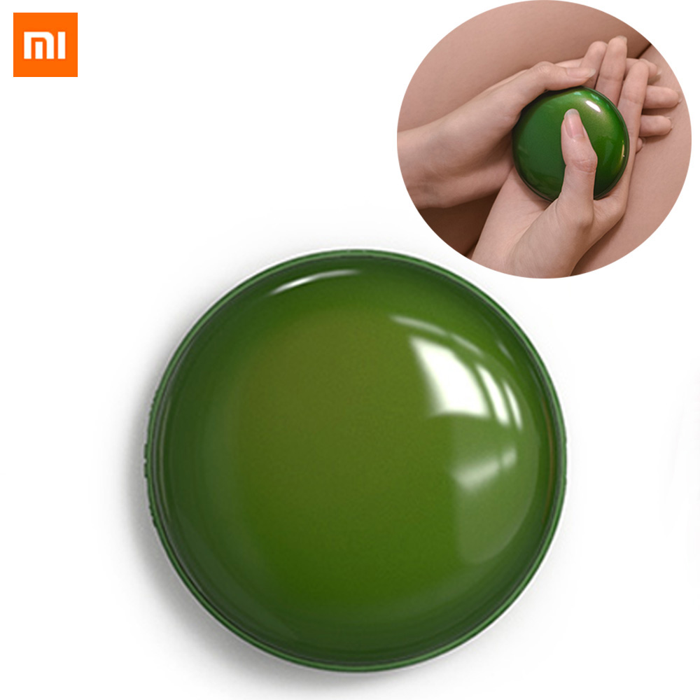 Xiaomi Mijia Portable Mini USB Rechargeable Electric Hand Warmer Heater Travel Handy Long-Life Mini Pocket Warmer For Smart Home