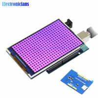 """3.5 """"da 3.5 pollici 480*320 TFT LCD Modulo di Visualizzazione Dello Schermo ILI9486 Controller per Arduino UNO MEGA2560 Bordo con /senza Pannello A Sfioramento"""