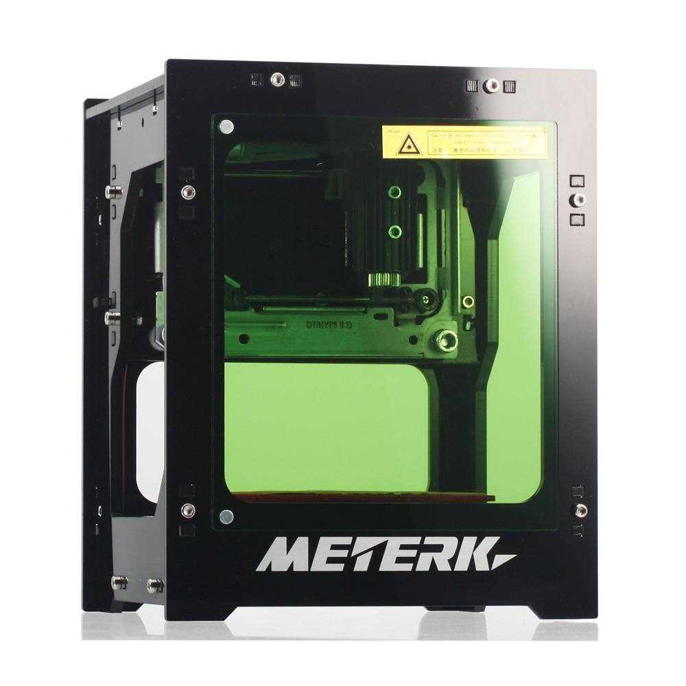 Meterk  Mini DIY Laser Engraving Machine Wireless Bluetooth Print Engraver Bluetooth 4.0 For PC Rapid Speed--3 Months Warranty