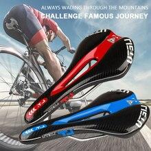 Подушка на седло для горного велосипеда, велосипедное мягкое дышащее сиденье черного цвета, аксессуары для спорта на открытом воздухе