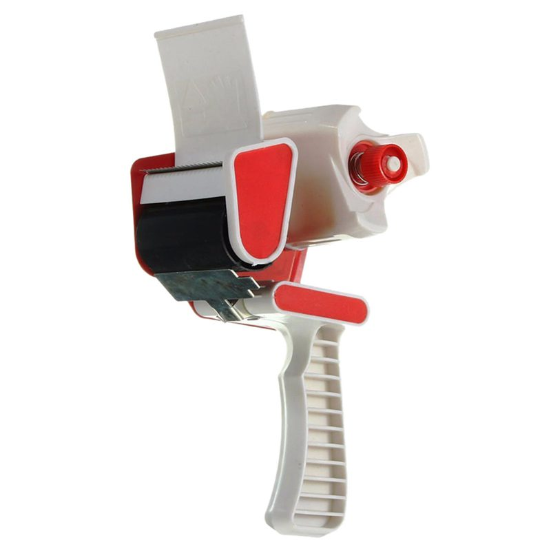 Promotion--2 Inch Portable Packing Tape Gun Dispenser Packaging Sealing Cutter Heavy Duty