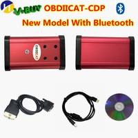 NEW OBDIICAT CDP PK Multidiag Pro+ Bluetooth 2016R1/2015R3 Keygen Software OBD2 Auto Dignostic Tool OBDII Scanner Tool
