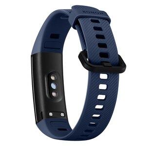 Image 3 - Huawei Honor Band 5 Version mondiale bande intelligente étanche AMOLED affichage Fitness sommeil Tracker sang oxygène Bracelet intelligent montre