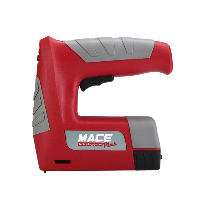 4 2V USB Stapler Rechargeable Lithium Battery Cordless Electric Nail Gun Portable Straight Square Staple Gun Woodworking Tools