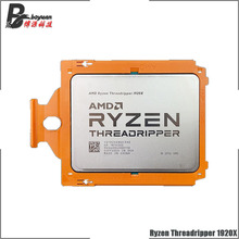 CPU Processor Cooler Socket Tr4 Threadripper 1920x3.5 12-Core Amd Ryzen Ghz But Without