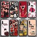 Чехол Haikyuu Kuroo Tetsurou для телефона Xiaomi Mi Note 10 Lite Mi 9T Pro xiaomi 10 CC9 9SE