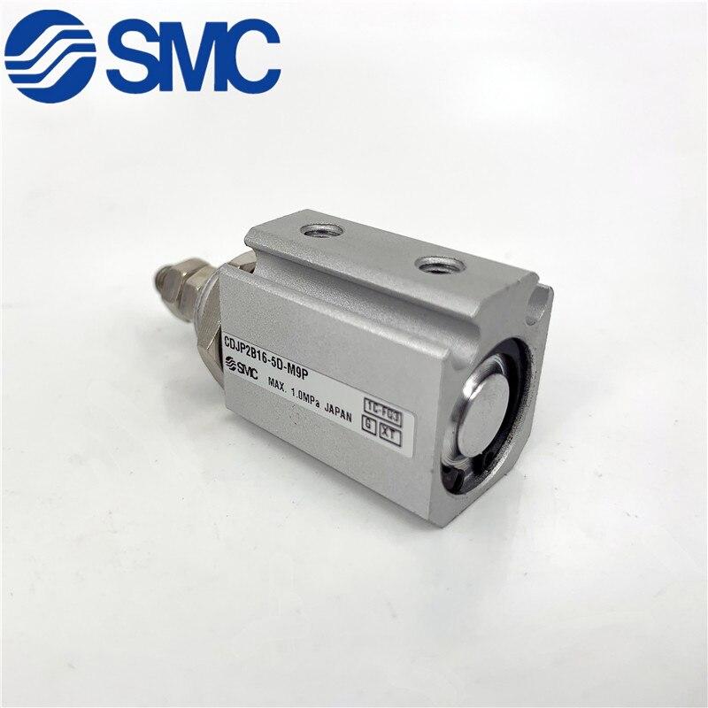 5 шт. SMC CJP2B пневматическая цилиндрическая булавка цилиндр: одно действие, возврат пружины CJP2B4 6 10 15 мм Стандартный strokr 5 10 15 мм H4 H6 B