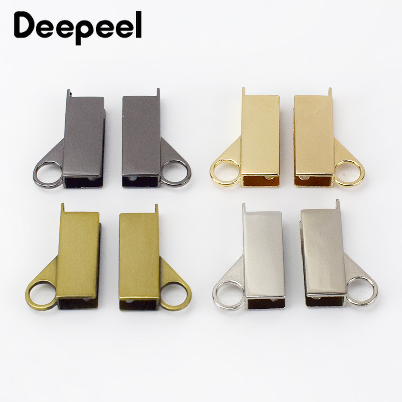 2/5pairs High Quality Bag Side Clip Metal Buckle Screw Handbag Strap Handles Connector Hooks Bag Hanger Clasp DIY Material Parts