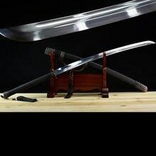 Épée KungFu chinoise très tranchante, lame en acier à haute teneur en carbone 1095, MiaoDao Katana