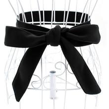 195*4,5 см бархатные пояса для женщин сплошной галстук бабочка красный черный зимний женский пояс ремень женский пояс аксессуары