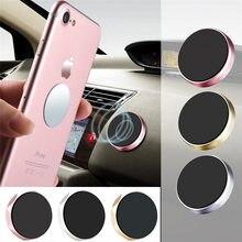 Auto voiture accessoires universel voiture support magnétique voiture tableau de bord support de téléphone Auto produits monter pour la décoration de voiture