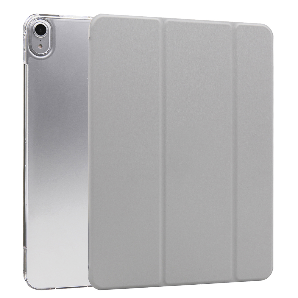 Gray Gray For iPad Air 4 10 9 Inch Flip Stand Case Protective Cover Auto Wake Up Sleep