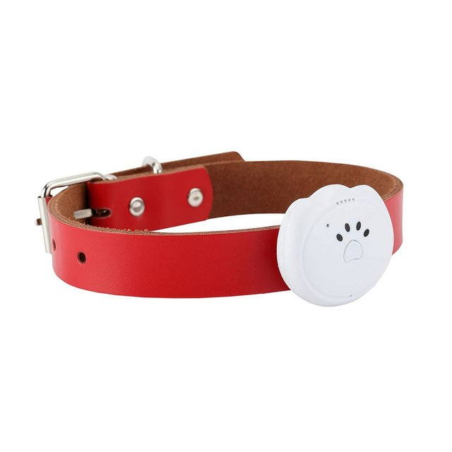 Pet Positioning Collar Mini Cat Dog Positioning Collar Gps Pet Locator Intelligent Waterproof Pet Tracker