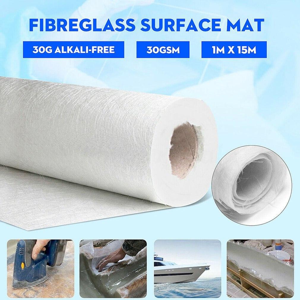 Fibreglass Mat Fiberglass Strand Matting Alkali-free Surface Tissue Non-alkali glass fiber surface felt mat