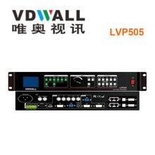 Vdwall lvp505 processador de vídeo para a cor cheia led tela p3.91 interior palco alugado conduziu a parede