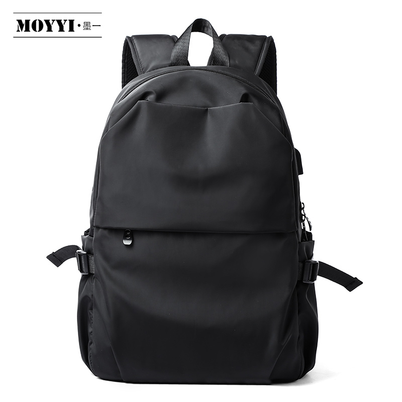 MOYYI Anti-thief Men Backpack Waterproof Laptop Bags USB Charging Pack Luggage Backpacks Super Lightweight School Bags