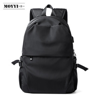 MOYYI Anti thief Men Backpack Waterproof Laptop Bags USB Charging Pack Luggage Backpacks Super Lightweight School Bags