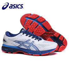 цены 2019 NEW ASICS Gel Kayano 25 Men's Sneakers Shoes Asics Man's Running Shoes Sports Shoes Running Shoes Gel Kayano 25 Mens