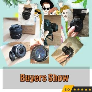 Image 2 - Yongnuo 35mm lens YN35mm F2.0 lens Wide angle Fixed/Prime Auto Focus Lens For Canon 600d 60d 5DII 5D 500D 400D 650D 600D 450D