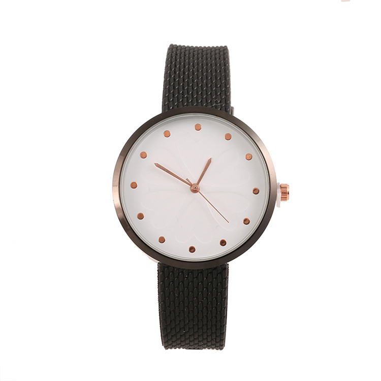 Women's Watch Fashion Star Pattern Two Kinds Of Strap Personality Match With Diamond Multi Color Dial Quartz Watch