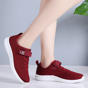 Image 3 - PINSEN Autumn Fashion Women Sneakers Flats Shoes Female Casual Lace up Breathable Mesh Sneakers Basket Femme Ladies Shoes
