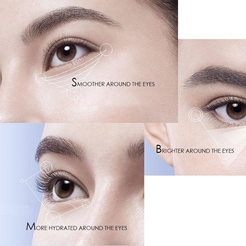DR.RASHEL Vitamin C Collagen Eye Serum Dark-Circle, Anti-Puffiness, Whitening Essence for Any Skin Type 30ml